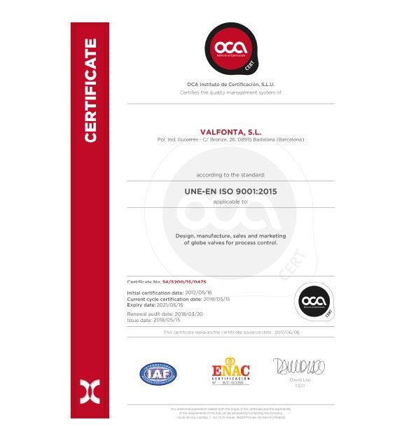 certificats 03 - Valfonta