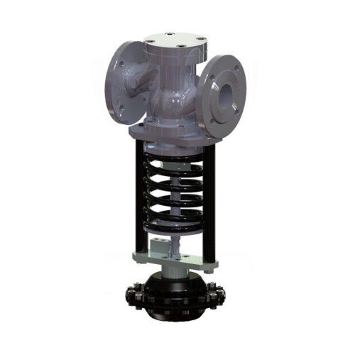 Válvula reductora de presión M1
