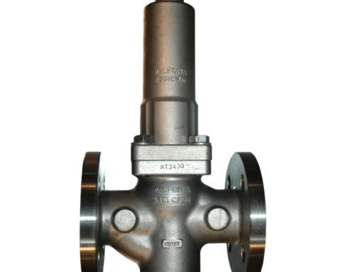 How to install a water pressure reducing valve?