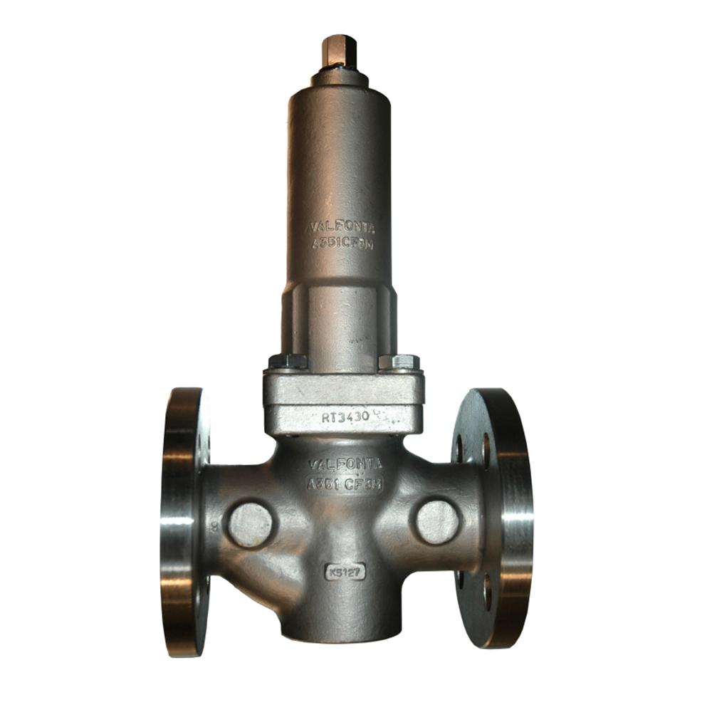 how to install a pressure reducing valve
