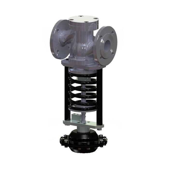 Válvulas de exceso de presión S1