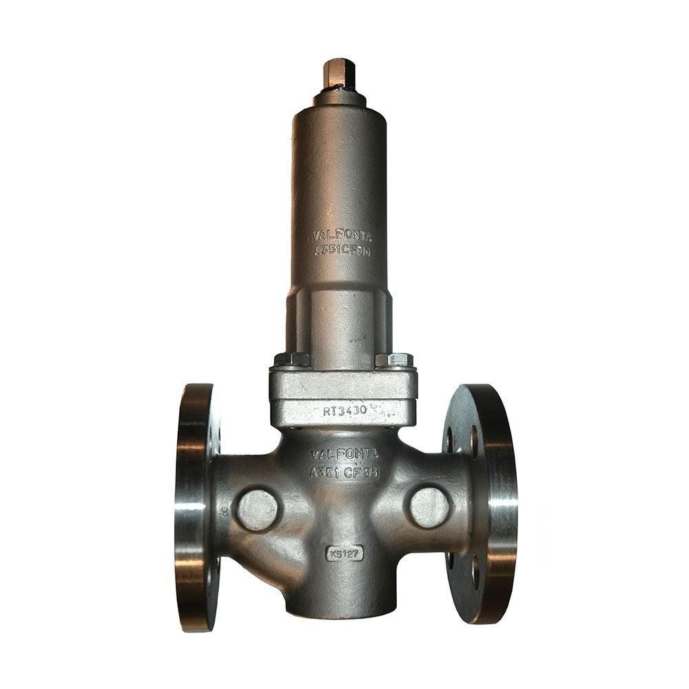 Stainless steel pressure-reducing valve
