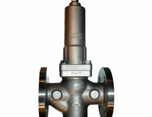 Stainless steel pressure-reducing valve: some models from our catalogue