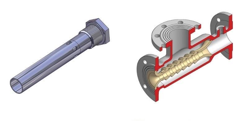 inyectores de vapor y líquidos